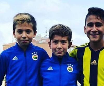 Mehmet Burak Reçber Fenerbahçe'de