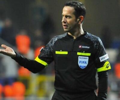 Halis Özkahya'ya Avrupa Ligi maçı görevi