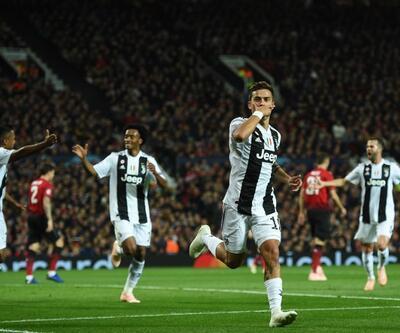 Manchester United 0-1 Juventus / Şampiyonlar Ligi Maç Özeti