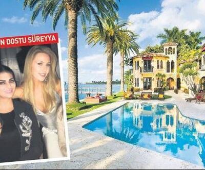 Pablo Escobar'ın eski evi Chloe Loughnan'ın emrinde