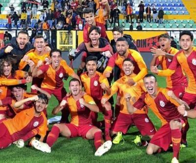 UEFA Gençlik Ligi / Galatasaray 3-0 Schalke