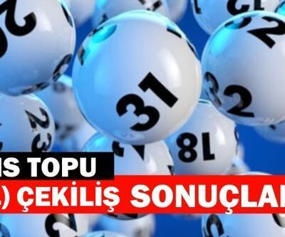 Şans Topu sonuçları 16 Ekim 2019… Büyük ikramiye 7'ye bölündü!