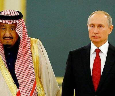 Putin ve Kral Selman Kaşıkçı olayını konuştu