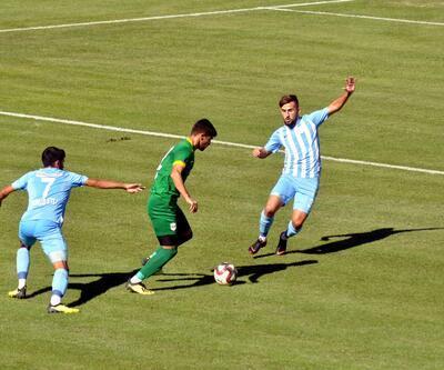 Osmaniyespor FK - Kemerspor 2003: 4-0