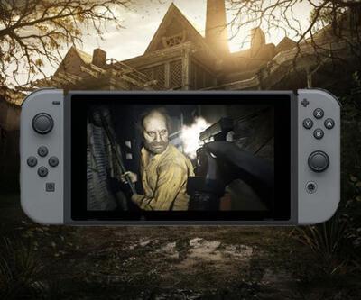 Resident Evil oyunları Switch için geliyor