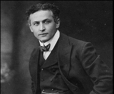 Fili bile yok eden illüzyonist: Houdini