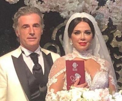 Murat Parasayar ve Burçin Özevin evlendi