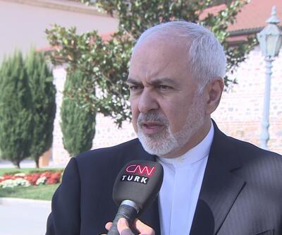 Ruhani, Dışişleri Bakanı Zarif'in istifasını kabul etmedi