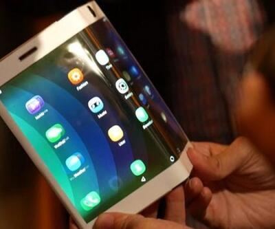 Galaxy F farklı bir ekran teknolojisi kullanacak