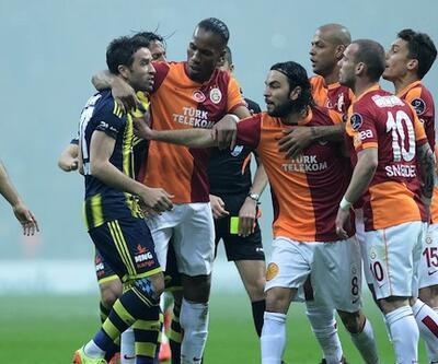 Galatasaray - Fenerbahçe derbilerinin faturası ağır oluyor