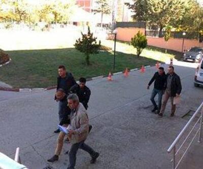 Depodan 700 kilo ceviz hırsızlığına 3 tutuklama