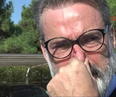 Murat Başoğlu kendini gözyaşlarıyla savundu
