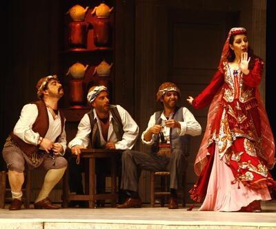 Antalya DOB'dan 'İstanbulname' opereti prömiyeri