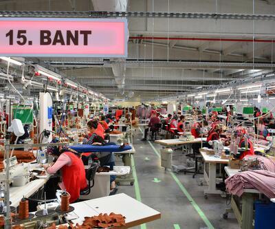 Tokat'ta tekstil fabrikası, çalışanlarına yüzde 10 zam yaptı