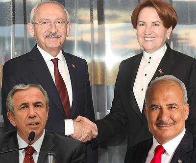 CHP ve İyi Parti 2 il için anlaştı