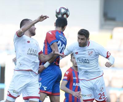 Karabükspor 0-2 Boluspor maç sonucu