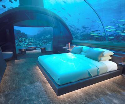 Bu otelde bir gecenin bedeli 50 bin dolar!