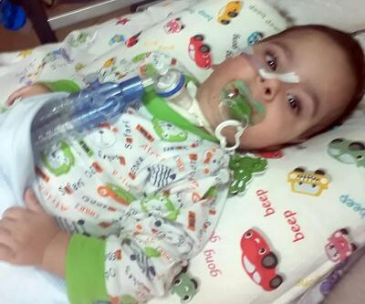 SMA hastası Eymen Ali bebek, tedavi için yardım bekliyor