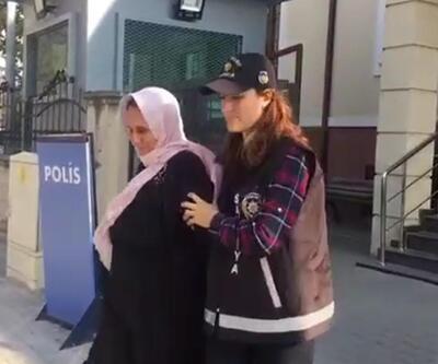 Kuyumcu dükkanında hırsızlık yapan anne ve kızlarını güvenlik kamerası yakalattı