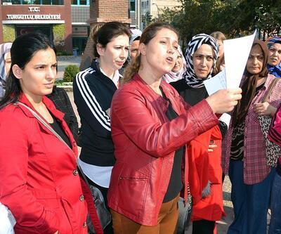 Öğrenciyi darbettiği iddia edilen öğretmene velilerden destek