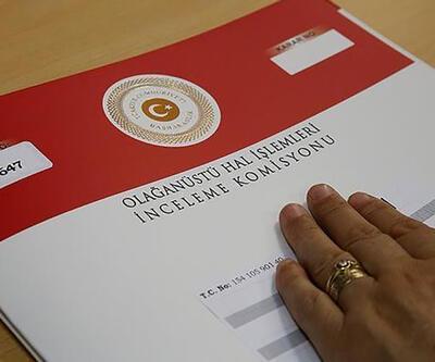 OHAL komisyonunun görev süresi uzadı