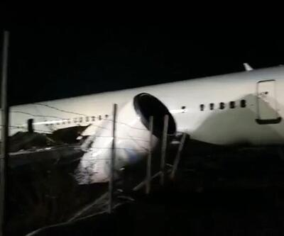 Guyana'da uçak kazası