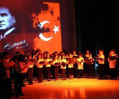 Niğde'de Atatürk özlemle anıldı