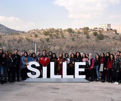 Selçuklu Belediyesi 100 bin öğrenciye şehri tanıttı