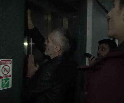 Kadıköy'de ilginç olay: 78 yaşındaki adam içindeyken asansörü mühürlediler