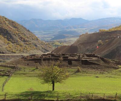 Bingöl'de ortaya çıkartıldı: Tam bin yıllık