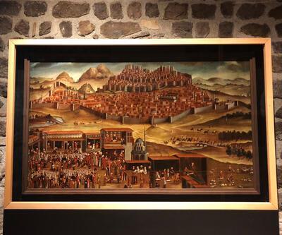 Rahmi M. Koç Müzesi'nde 2 yıl daha 'Ankara Manzarası'