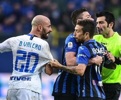 Atalanta 4-1 Inter / Maç Özeti