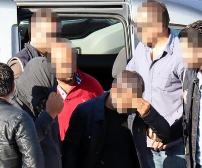 Bodrum'da göçmen kaçakçılığına 5 gözaltı