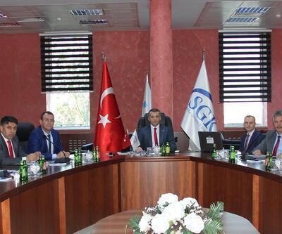 SGK Bölge Koordinasyon toplantısı Bursa'da gerçekleştirildi