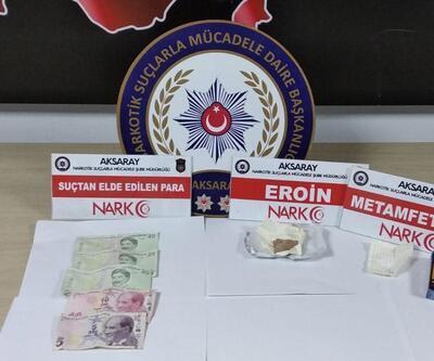 Aksaray'daki uyuşturucu operasyonunda 10 tutuklama
