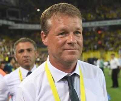 Fenerbahçe'den Erwin Koeman kararı