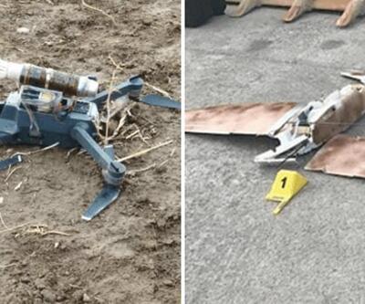PKK'nın gizli drone üssü