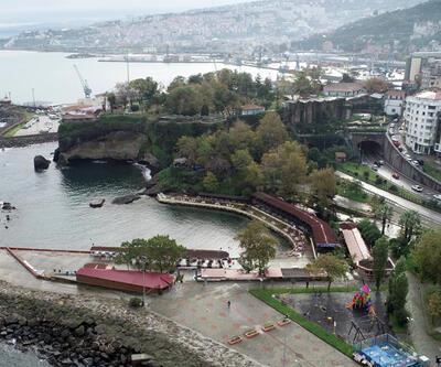 Ömer Paşa'nın torunları Trabzon'daki kaleyi istiyor