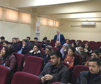 Nurdağı'nda, ücretli öğretmenlere seminer