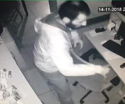 Hırsızlık şüphelisi, gazinoda eğlenirken yakalandı