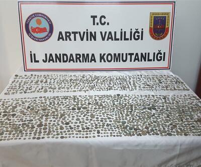 Gürcistan'a kaçıracaktı, Artvin'de yakalandı