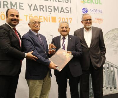 Tarihi Kentler Birliği'nden Melikgazi'ye ödül