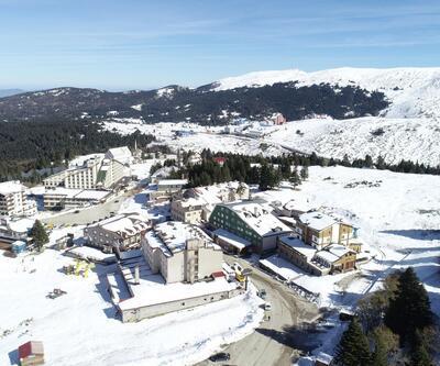 Uludağ'da oteller yeni sezona dolu başlayacak