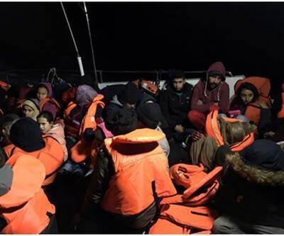 Bir haftada 275 düzensiz göçmen yakalandı