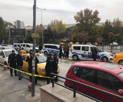Taksi şoförü, aracında ölü bulundu