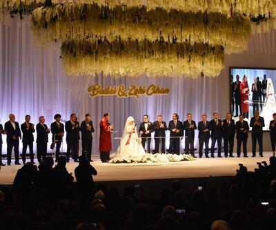 Spor dünyası nikah töreninde bir araya geldi