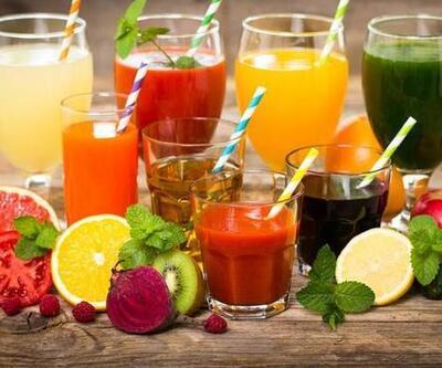 Her gün meyve suyu içerseniz... O derde deva oluyor!