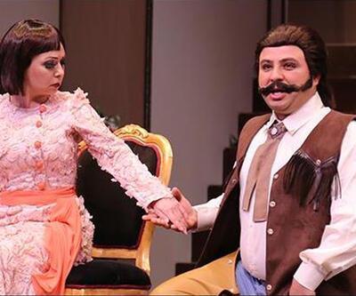 Antalya DOB 'Evlilik Senedi'ni sahneledi