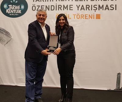 Denizli Büyükşehir'e, TKB'den başarı ödülü
