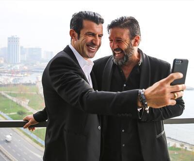 Luis Figo: Pepe ve Quaresma Türkiye için çok büyük bir şans